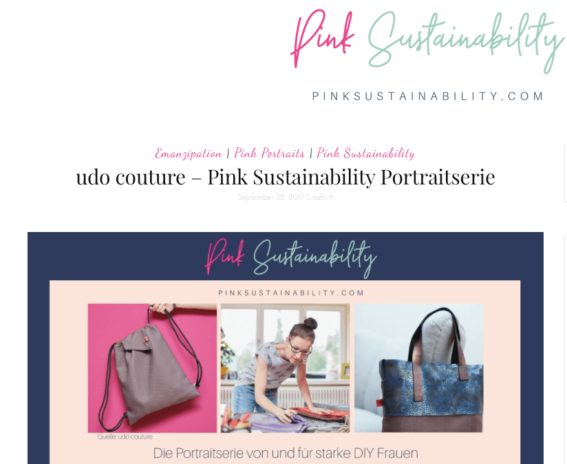 Interview Pink Sustainability